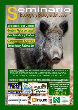 Rural.- Avispa y el Fapas organizan un seminario sobre el jabalí