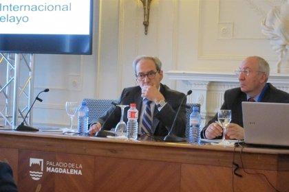 """González-Páramo ve a España """"lejos"""" de aprovechar las ventajas de la economía digital y con """"amplio margen de mejora"""""""