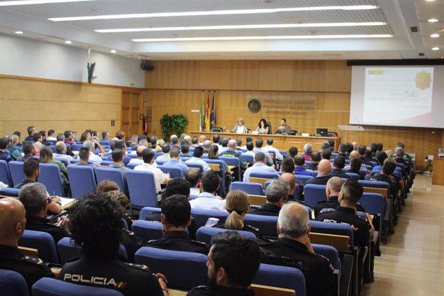 Granada.- La provincia cierra el primer trimestre del año con 1.448 casos activos de violencia de género