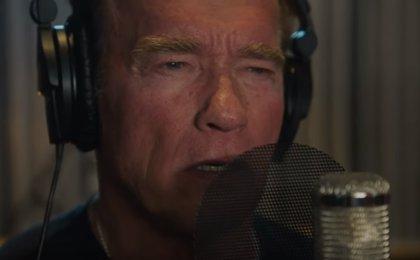 VÍDEO: El rap motivante de Arnold Schwarzenegger