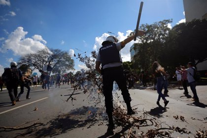 La falta de frenos de la Policía brasileña frente a la presunta violencia civil