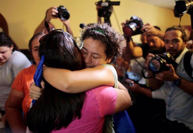 """El Gobierno de Daniel Ortega libera a otros 50 """"presos políticos"""" detenidos durante las protestas"""