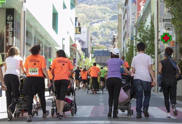Unicef Andorra alerta de que nacen un 38% menos de personas en el país que hace diez años