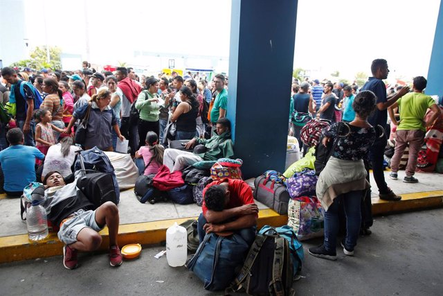 ¿Cuáles Son Los Efectos Negativos De La Inmigración Venezolana En Perú?