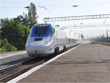 Talgo suministrará dos trenes de alta velocidad a Uzbekistán por 57 millones de euros