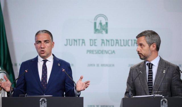 """La Junta espera que el Presupuesto de 2019 esté en vigor """"antes de agosto"""" tras negociarlo """"con todos"""" los grupos"""