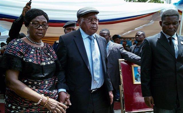 RDCongo.- La repatriación a RDC del cuerpo del histórico líder Etienne Tshisekedi tendrá lugar el 30 de mayo