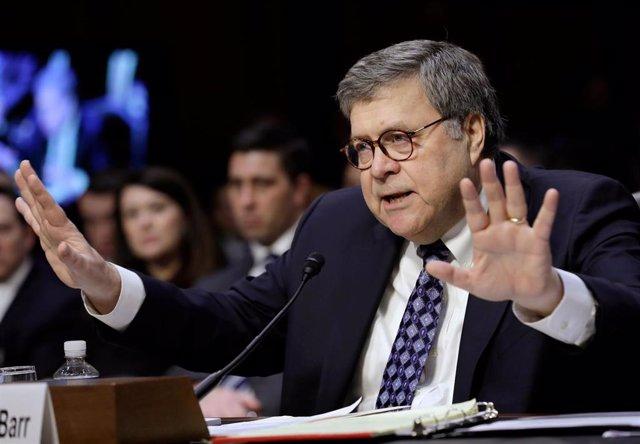 EEUU.- Trump permite a Barr desclasificar información sobre el origen de la investigación sobre la injerencia rusa