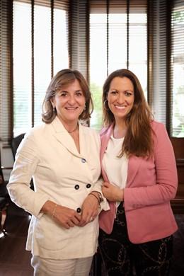La degana emèrita de l'Icab Silvia Giménez-Salines, nova presidenta de la FBE