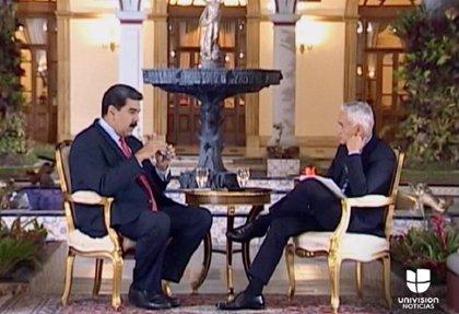 El periodista de Univisión Jorge Ramos recupera la entrevista a Nicolás Maduro que fue confiscada y la hace pública