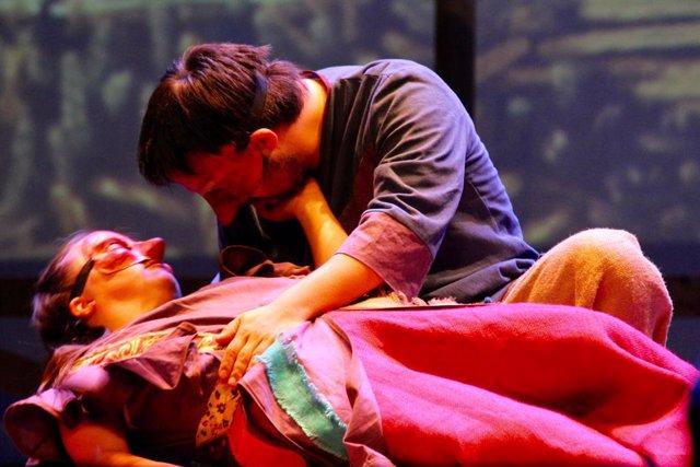 Músicos y actores chilenos con síndrome de Down interpretan mañana en Madrid una adaptación de 'Romeo y Julieta'