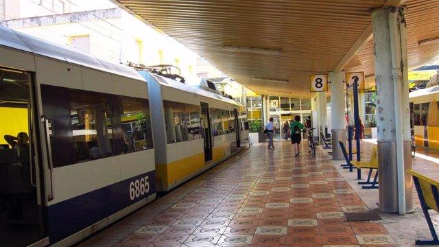 Estación De Feve En Santander