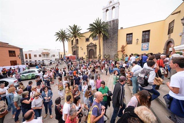 Más de 2.000 personas disfrutan de la programación del Día de Canarias en FICMEC