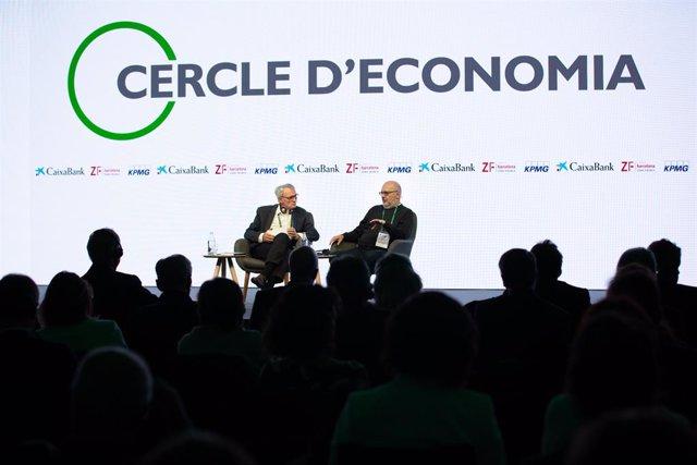 """Cercle.- Milanovic crida a redissenyar la globalització i pujar impostos davant el """"auge d'Àsia"""""""