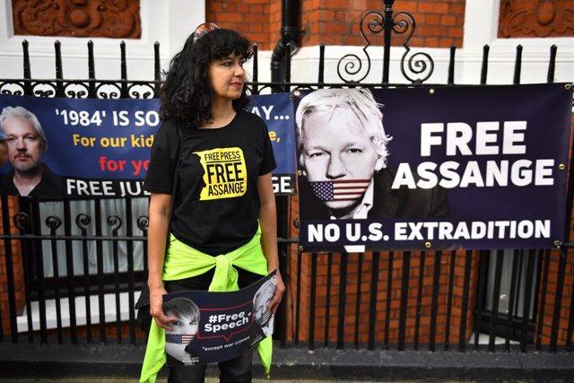 Wikileaks.- El tribunal sueco fija para el 3 de junio la vista sobre el caso Assange