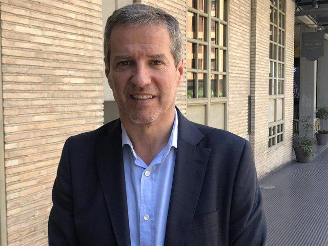 26M.- Daniel Pérez (Cs), Proclive A Un Acuerdo Con La Derecha Para Las Cortes Y El Ayuntamiento De Zaragoza