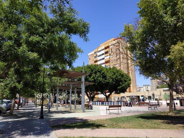 Málaga.- Sucesos.-Detenido por tercera vez en una semana un hombre por exhibicionismo ante menores en un parque infantil