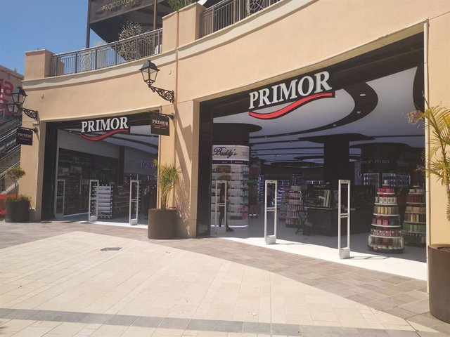 COMUNICADO: Primor abre sus puertas en Zenia Boulevard