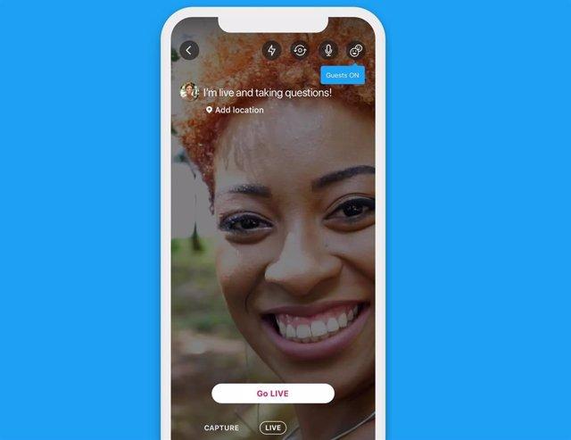 Twitter ya permite añadir hasta tres invitados a las retransmisiones en directo