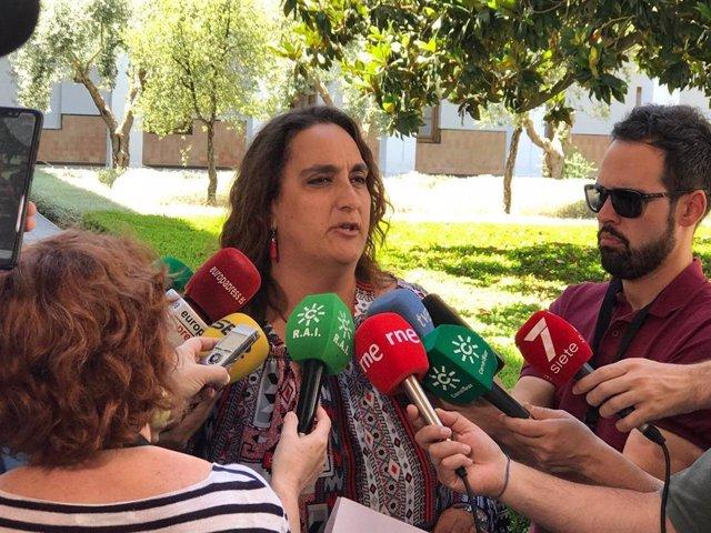 """Adelante anuncia enmienda a la totalidad al Presupuesto y pide que el Gobierno """"devuelva el proyecto a Abascal"""""""