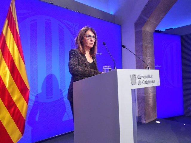 """El Govern no comparteix que l'economia catalana empitjori i diu que l'Estat """"va intentar perjudicar-la"""""""