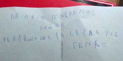 El mensaje de un anciano que tras sufrir un ictus quiso mandarle a su nieto