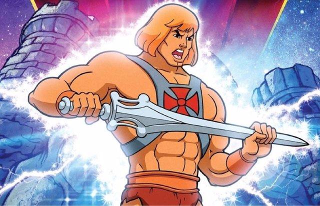 El poder de Grayskull regresa en el primer y ochentero póster de Masters del Universo