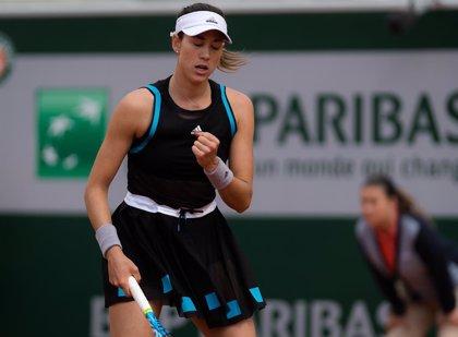 Muguruza da un paso adelante en Roland Garros