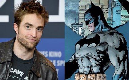 Robert Pattinson es el nuevo Batman en la trilogía de Matt Reeves
