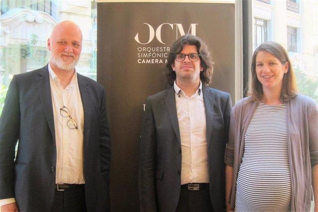 """La Orquesta Camera Musicae propone un """"viaje de emociones"""" en la próxima temporada en el Palau"""