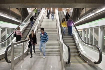 La Junta de Andalucía presupuesta 350.000 euros para la línea tres del metro de Sevilla