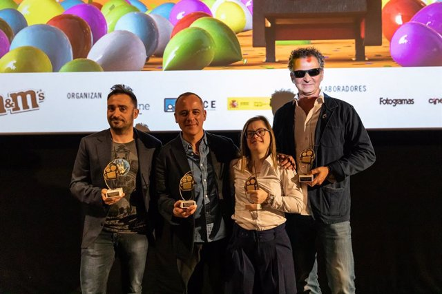 Els espectadors de la Festa del Cinema premien a Bayona, 'Campions', Javier Gutiérrez i Gloria Ramos