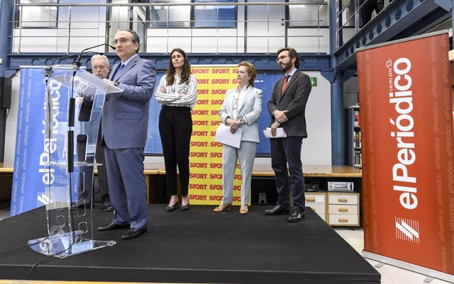 Premsa Ibèrica presa el control de Zeta, nomena a Anna Cristeto directora d''El Periódico' i crea un Comitè Editorial