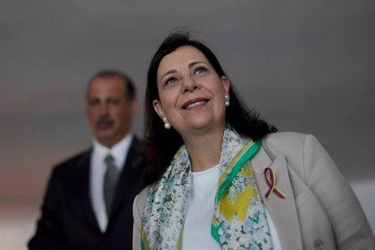 ¿Por qué Brasil ha retirado de la lista de credenciales para un acto oficial a la 'embajadora' de Guaidó?