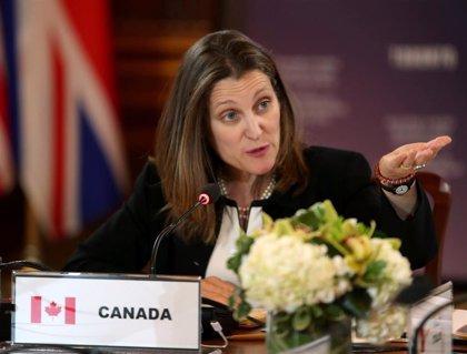 Canadá ciñe el conflicto comercial entre EEUU y México al marco bilateral