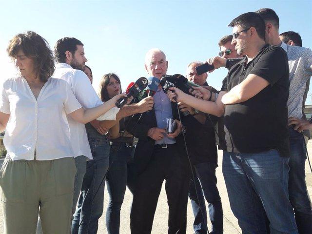"""Maragall dóna per fracassada la """"operació"""" alternativa perquè no sigui alcalde"""