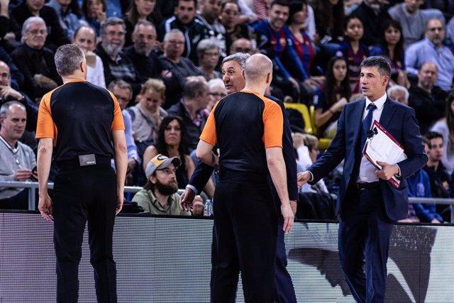 Basket: EuroLeague Basketball - FC Barcelona Lassa v Buducnost VOLI