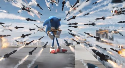 """Los fans """"arreglan"""" el polémico tráiler de Sonic the Hedgehog"""