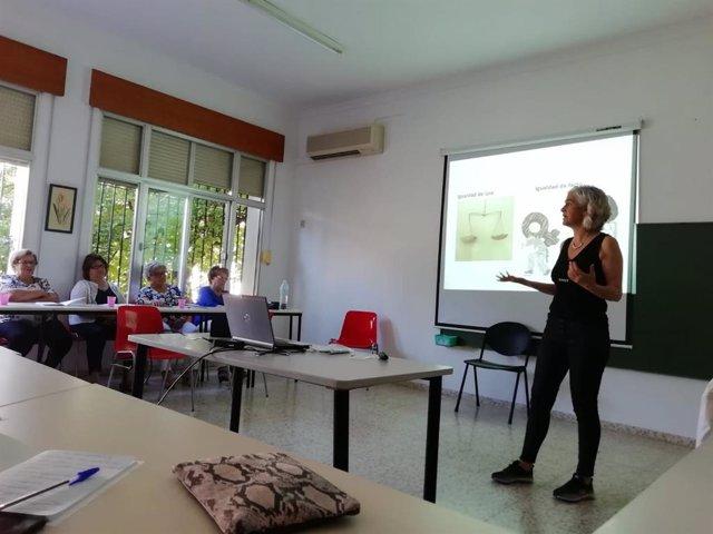 Málaga.- Adipm culmina sus talleres de comunicación participativa para desarrollar planes de igualdad en municipios