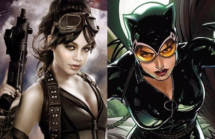 Así sería Vanessa Hudgens como Catwoman en el The Batman de Robert Pattinson