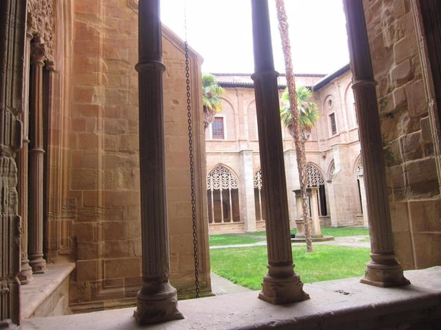 Monasterio de Santa María la Real de Nájera