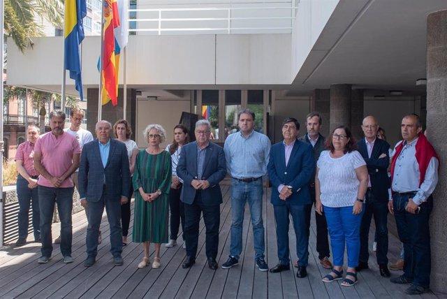 La Delegación del Gobierno confirma el crimen machista de Agüimes (Gran Canaria)