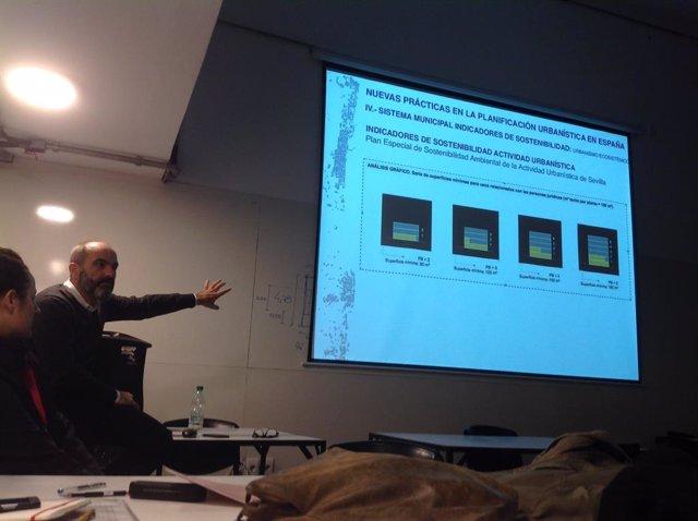 SaboresAlmería.- Uruguay estudia el modelo de gestión del Servicio de Asistencia a Municipios de la Diputación
