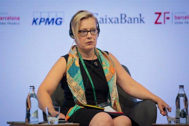 Sessió en la XXXV Reunió del Cercle d'Economia 'Gestió empresarial en un món amb turbulncies: per qu triomfen alguns executius i uns altres no?'
