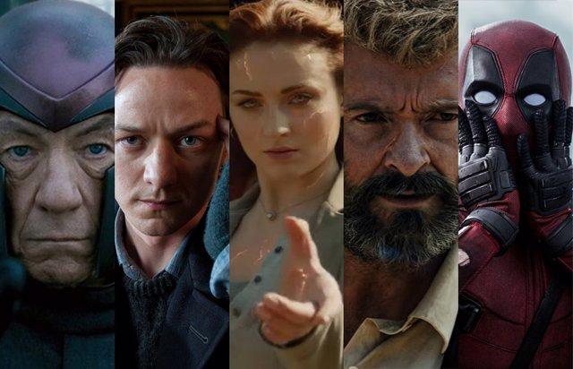 Todas las películas del Universo X-Men en orden cronológico