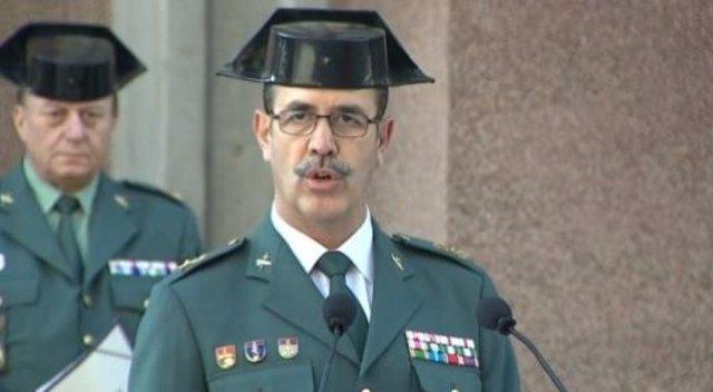 """Rural.- El general jefe de la Guardia Civil garantiza """"mayor número de efectivos"""" para combatir los incendios forestales"""