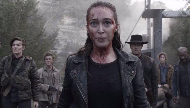 Primeras imágenes de la 5ª temporada de Fear The Walking Dead