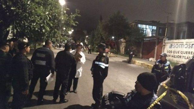 Un muerto y dos heridos en un tiroteo en Tlalpan, México