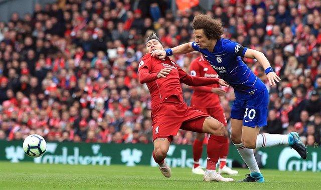 England Premier League -Liverpool vs Chelsea