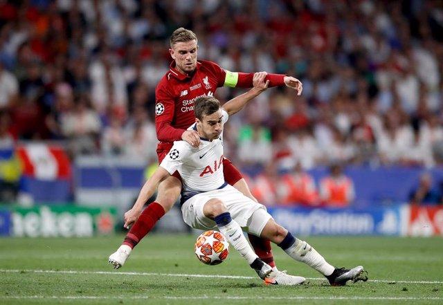 UEFA Champions League - Tottenham Hotspur vs Liverpool